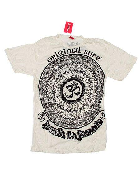 camiseta 100% algodón Suremotivos OM MAndala estampado por Comprar - Venta Mayorista y detalle