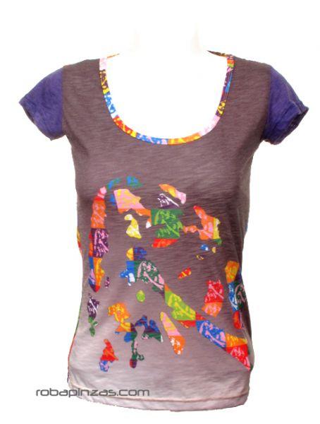 Camiseta fina estampada Comprar - Venta Mayorista y detalle
