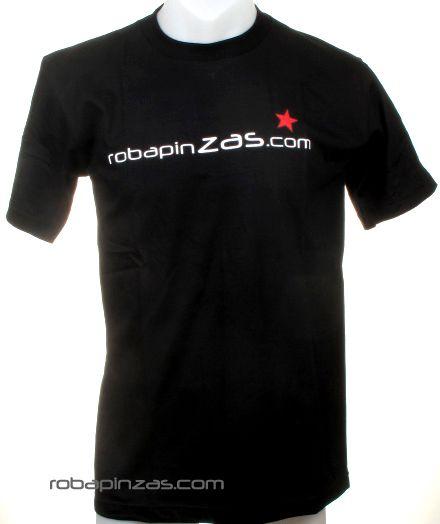 Robapinzas.com, camiseta algodón manga corta para Comprar al mayor o detalle