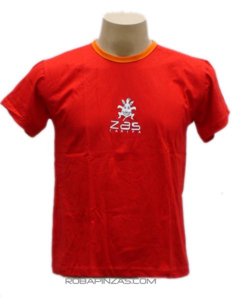 Camiseta manga corta ZAS tarifa Comprar - Venta Mayorista y detalle