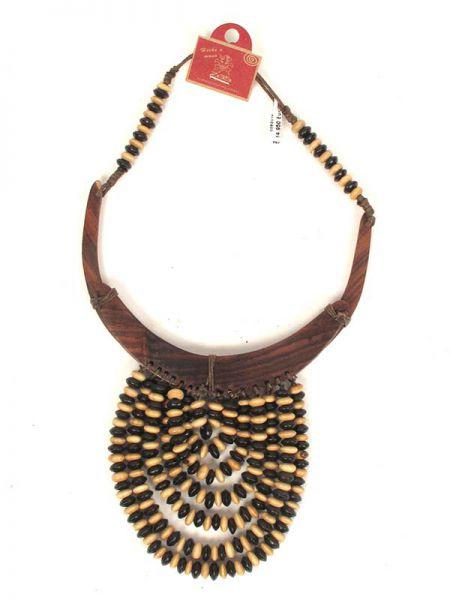 Collar Etnico Massai Africano Cobou14