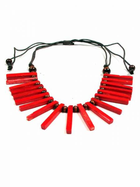 Collares Hippie Étnico - Collar étnico tribal COFA10.