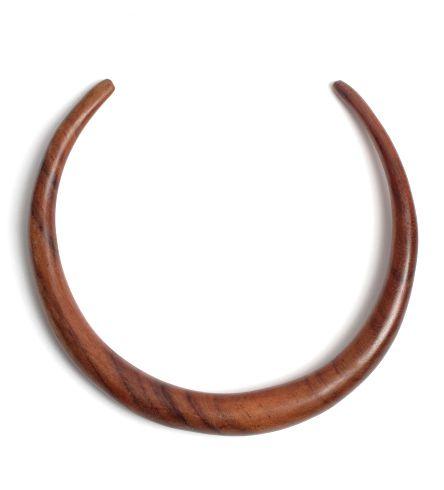 Collar étnicode madera rígido Comprar - Venta Mayorista y detalle