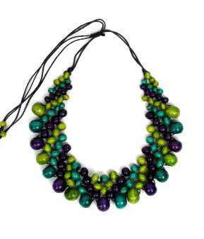 Collar multicolor étnico Comprar - Venta Mayorista y detalle