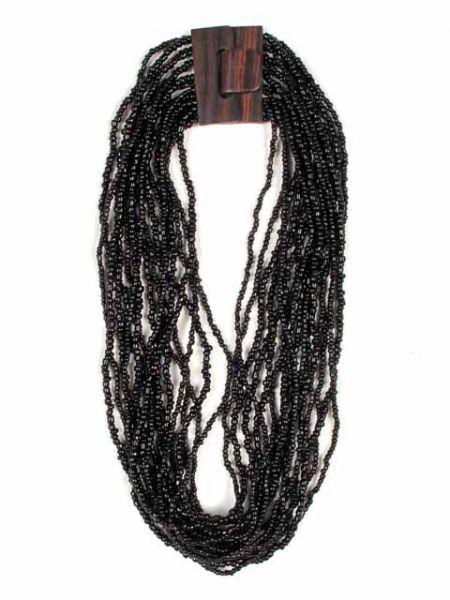 Collares Hippie Étnico - Collar multivueltas de cuentas de colores [COPA01] para comprar al por mayor o detalle  en la categoría de Bisutería Hippie Étnica Alternativa.