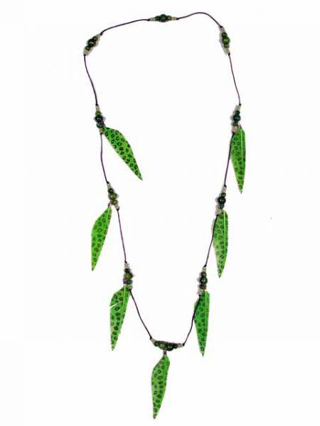 Collar largo plumas decoradas Comprar - Venta Mayorista y detalle