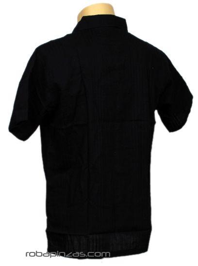Camisa algodón botonadura entera de coco con cuellos pico y Comprar - Venta Mayorista y detalle