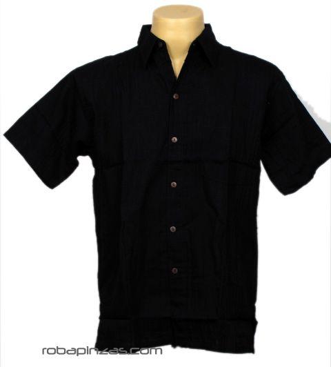 Camisa de algodón botones de coco, bolsillo Comprar - Venta Mayorista y detalle