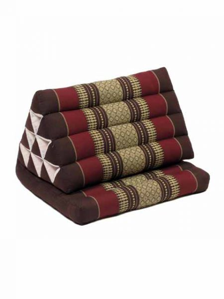 Cojín Thai Kapok almohada triangular [CTMO02] para Comprar al mayor o detalle