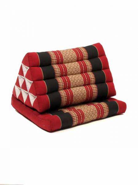 Cojín con almohada triangular con relleno de kapoc natural Comprar - Venta Mayorista y detalle