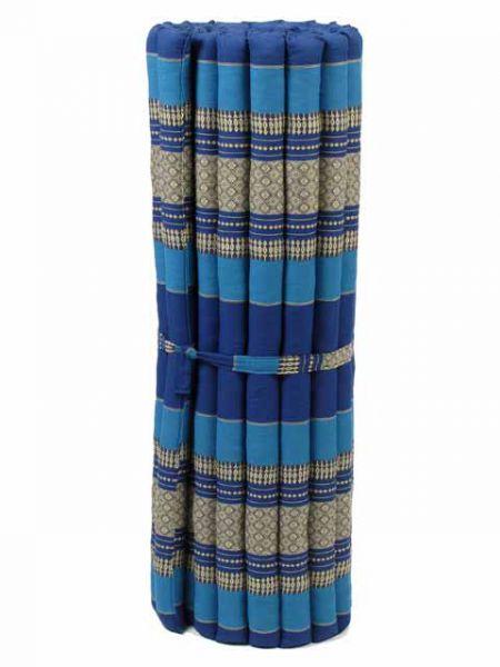 Colchoneta con relleno de kapoc natural y diseño étnico Comprar - Venta Mayorista y detalle