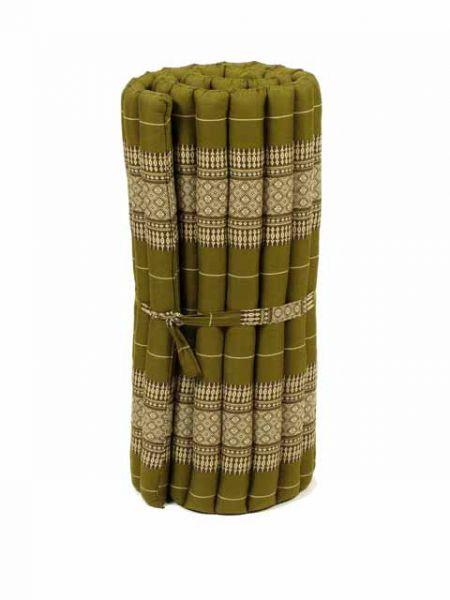 Colchoneta Thai Kapok mediano - Verde Comprar al mayor o detalle