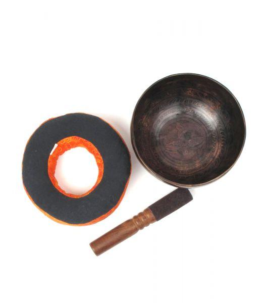 Cuencos Tibetanos - Singhing Bowl, cuenco cantarín DSG02.