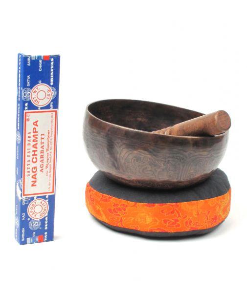 Singhing bowl, cuenco tibetano 25cm Comprar - Venta Mayorista y detalle