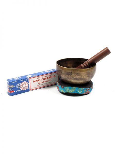 Singhing Bowl, cuenco tibetano 11cm - Detalle Comprar al mayor o detalle