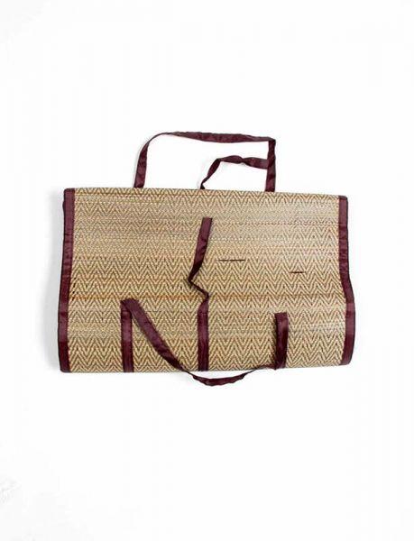 Estera fibras naturales plegable - Detalle Comprar al mayor o detalle