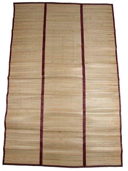 Estera fibras naturales plegable Grande - Detalle Comprar al mayor o detalle