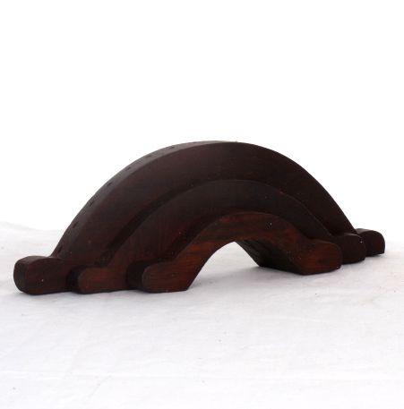 Expositor para palos del pelo en madera. dos colores [EXCN01] para Comprar al mayor o detalle