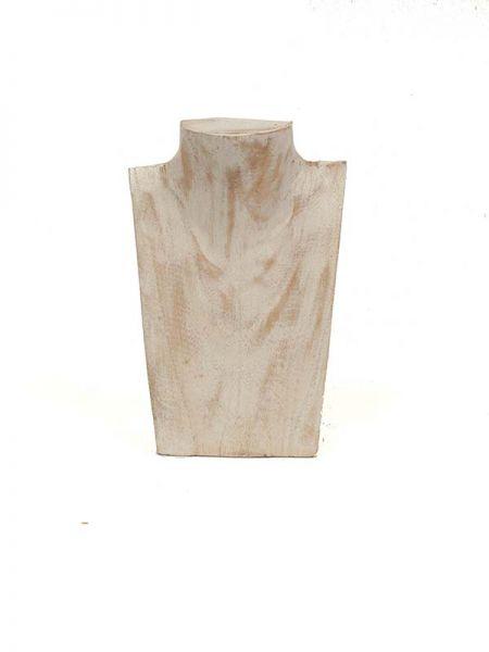 Expositor busto madera collares Comprar - Venta Mayorista y detalle