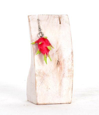Expositor de pié para pendientes unitario. en madera dos Comprar - Venta Mayorista y detalle