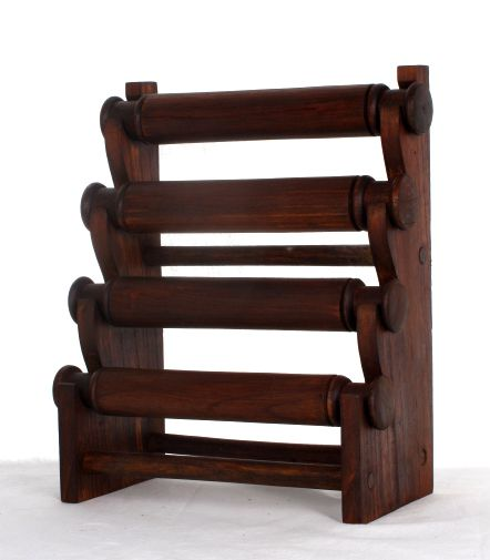 Expositor de pulseras de mesa con 4 rollos, medidas: 40x30x13 cm Comprar - Venta Mayorista y detalle