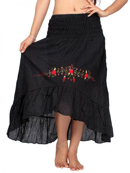 Faldas Hippie Étnicas - Vestido Flada ó falda FAAO02.