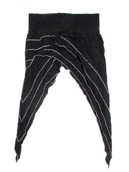 Falda diseño picos con cintura ancha elástica costura Comprar - Venta Mayorista y detalle