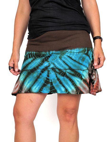 Minifalda Hippie Tye Dye Comprar - Venta Mayorista y detalle