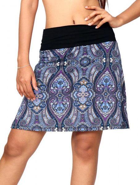 Minifalda estampado ethnic Comprar - Venta Mayorista y detalle