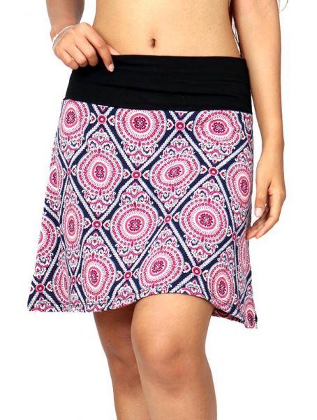 Minifalda Hippie estampado mandalas ethnic Comprar - Venta Mayorista y detalle