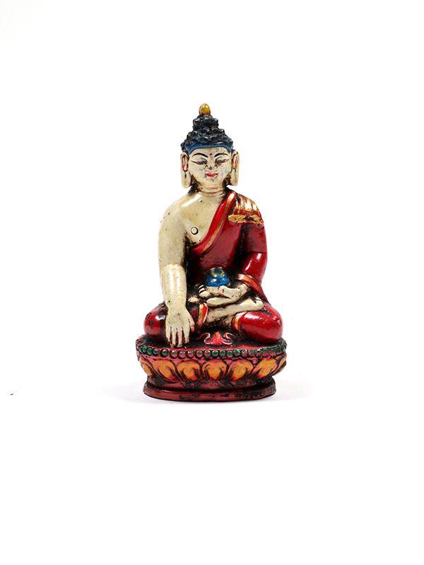 Figura Buda dormido [FIC5]. Decoración Etnica para comprar al por mayor o detalle  en la categoría de Artículos Artesanales.