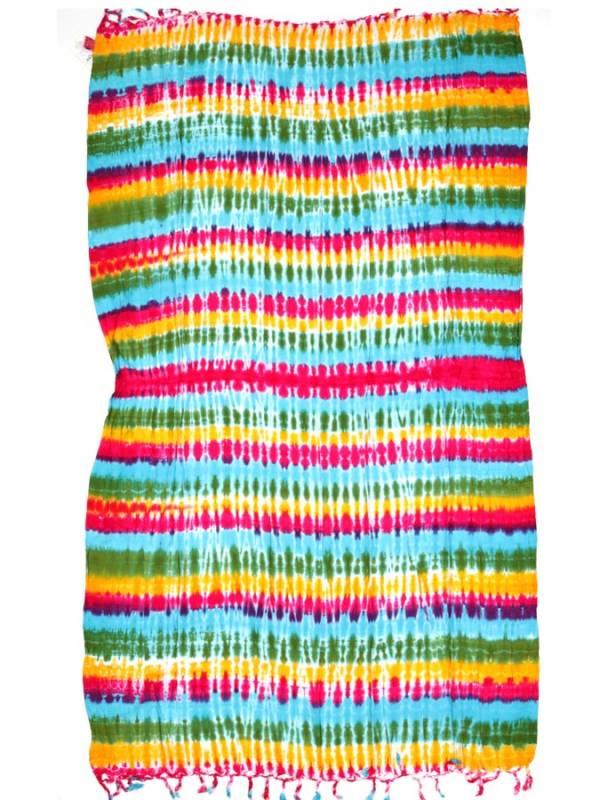 Pareo Playa vestido Tie Dye - 2121 Comprar al mayor o detalle