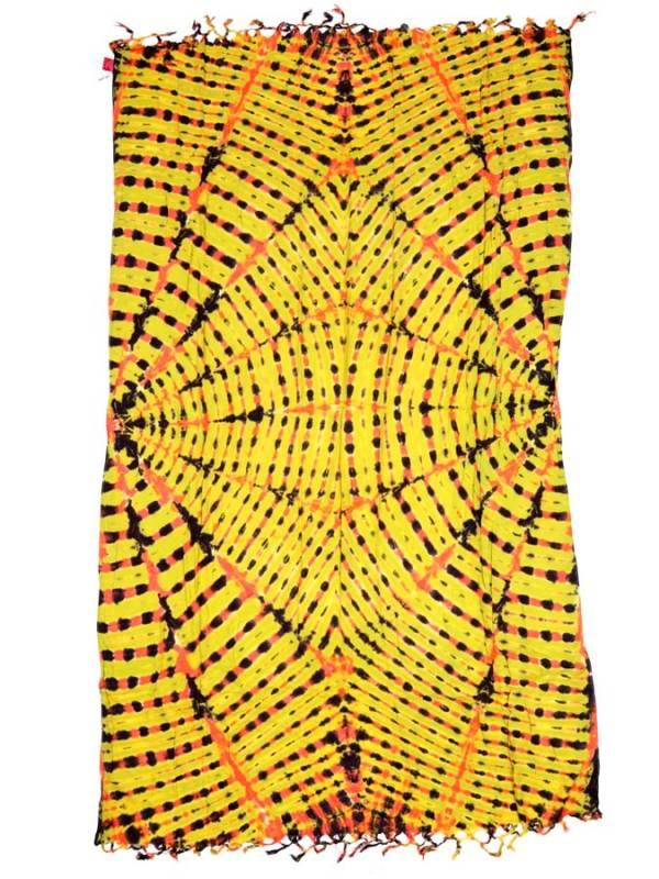 Beach Pareo Tie Dye Kleid [FUBF01] zum Kauf von Großhandel oder Detail in der Kategorie Schals und Sarongs