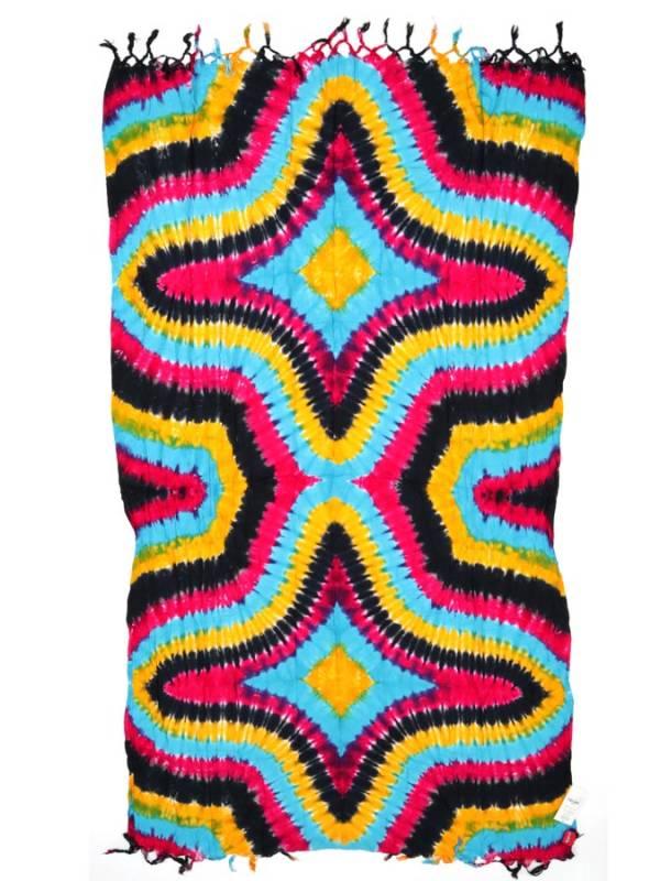 Pareo Playa vestido Tie Dye - 2118 Comprar al mayor o detalle