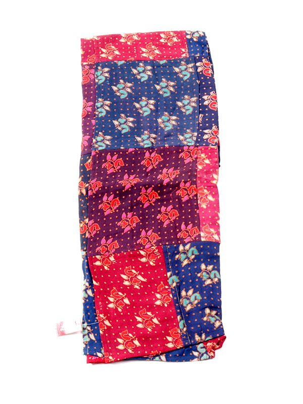 Pañuelos Fulares y Pareos - Pareo hippie patchwork estampado. FUHC01 para comprar al por Mayor o Detalle en la categoría de Complementos Hippies Alternativos