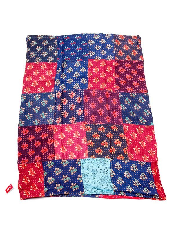 Pareo hippie patchwork estampado. - Detalle Comprar al mayor o detalle