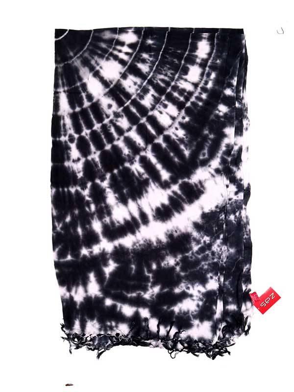 Pañuelos Fulares y Pareos - Pareo Playa vestido Tie Dye Bicolor FUJU03 para comprar al por Mayor o Detalle en la categoría de Complementos Hippies Alternativos