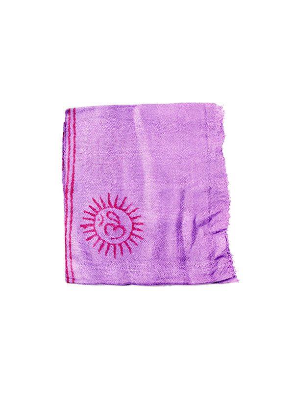 Pañuelo Hare Rama Grande FUKA01 para comprar al por mayor o detalle  en la categoría de Complementos Hippies Alternativos.