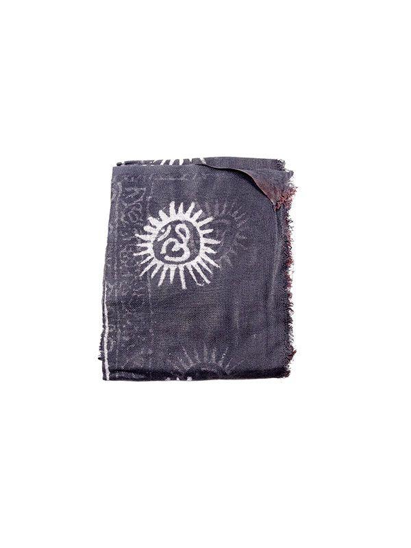 Pañuelos Fulares Pareos - Pañuelo Hare Rama Mediano [FUKA02] para comprar al por mayor o detalle  en la categoría de Complementos Hippies Étnicos Alternativos.