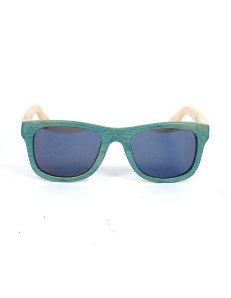 Root Sunglasses ® Gafas de Sol Madera - Gafas de sol de madera bambú TropicBlue GFBU17-A para comprar al por Mayor o Detalle en la categoría de