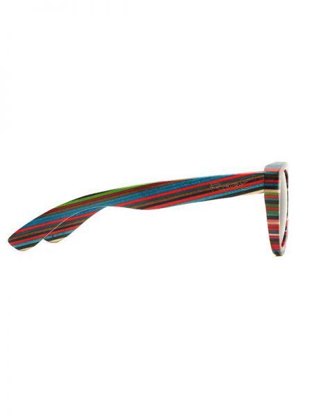 Gafas de sol madera Natural Sabay - Detalle Comprar al mayor o detalle