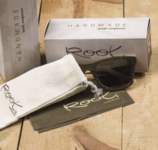 Gafas de sol madera Natural CHERRY - Detalle Comprar al mayor o detalle