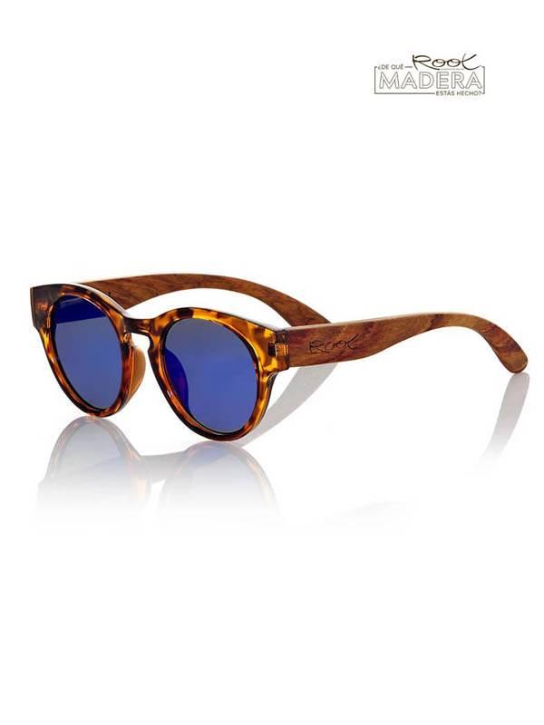 Gafas de Sol de Madera Root - Gafas de sol de Madera GUM TIGER MX GFJA11 para comprar al por Mayor o Detalle en la categoría de Complementos Hippies Alternativos