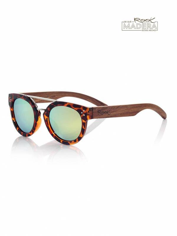 Gafas de Sol de Madera Root - Gafas de sol de Madera ISLAND CAREY MIX GFJA53 para comprar al por Mayor o Detalle en la categoría de Complementos Hippies Alternativos