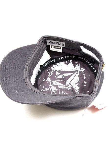 Gorra de algodón tamaño regualble bordado Volcom Comprar - Venta Mayorista y detalle