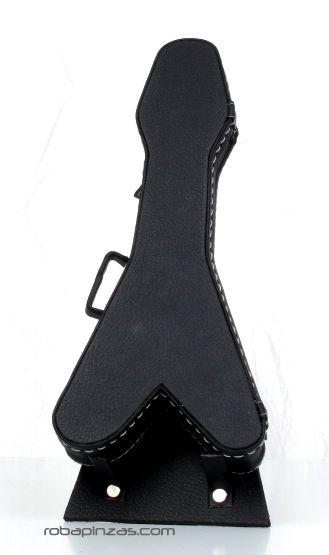 Decoración Etnica - Funda para miniaturas de guitarras [GUI4] para comprar al por mayor o detalle  en la categoría de Artículos Artesanales.