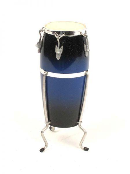 Decoración Etnica - Timbal musical en miniatura. [GUI6] para comprar al por mayor o detalle  en la categoría de Artículos Artesanales.