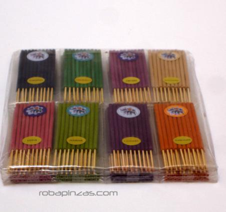 Paquete de incienso Thai (bolsita de 10 sticks) Comprar - Venta Mayorista y detalle