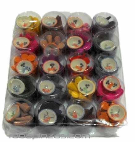 Incienso - Caja de conos de incienso de diferentes olores con portaincienso de [IN20] para comprar al por mayor o detalle  en la categoría de Artículos Artesanales.