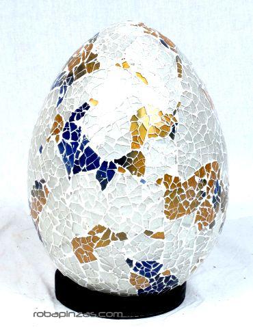 Lámpara en fibra de vidrio decoración vidriera, incluye Comprar - Venta Mayorista y detalle